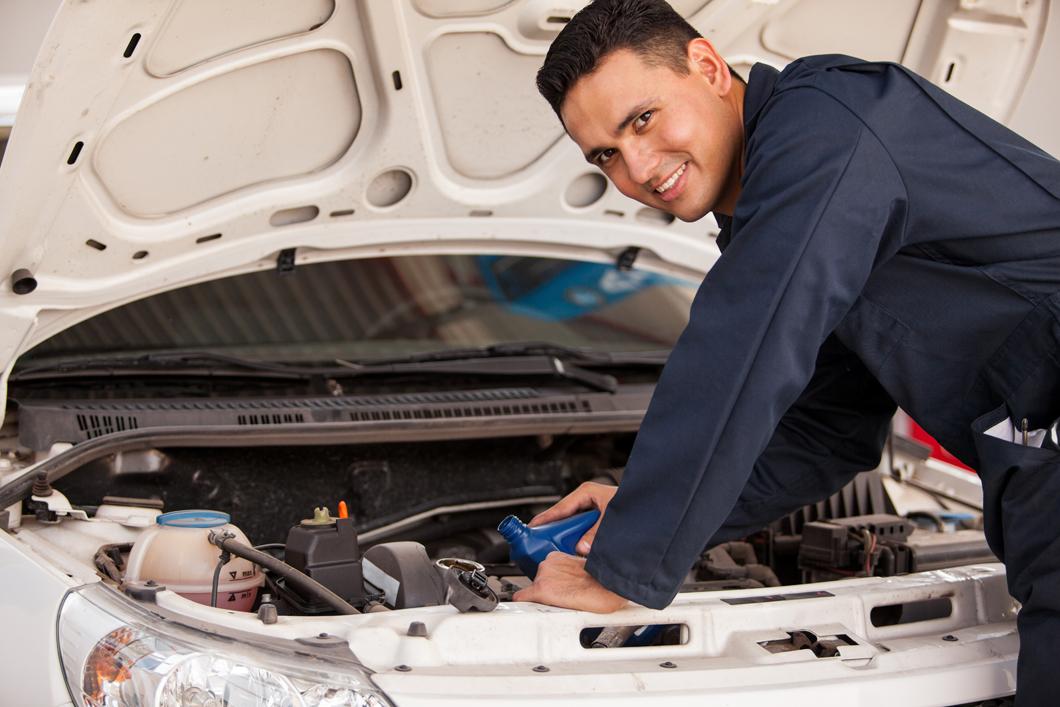 Radiator Service Auto Repair Shop Sign